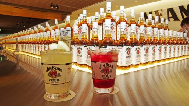 Younger drinkers lured by bourbon cocktails