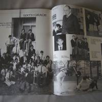 Alleged abuser: Pages from the St. Mary's International School 1975 yearbook show Benoit Lessard and pupils at the boys school. Former students say they were sexually abused by Lessard on school trips to Kiyosato, Yamanashi Prefecture. | SYLVIA MACEACHERN