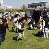 All-Japanese families take a chance on international schools