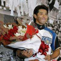 All good things must end: Atsunori Inaba has said he will retire at the end of the season. | KYODO