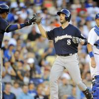 Brewers enjoying turnaround despite recent struggles