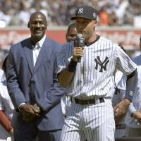 Yankees laud Jeter; Royals crash party