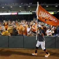 Orioles clinch AL East title