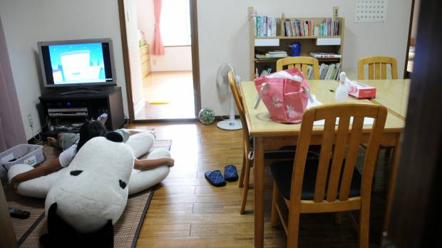 Kodomo no Ie: home away from home