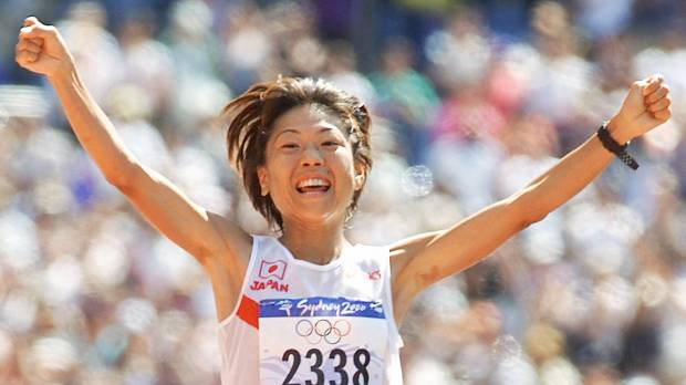 Takahashi should light Olympic flame at 2020 Games