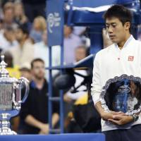 Nishikori's stock rises despite defeat by Cilic