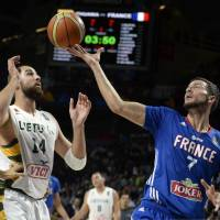 France beats Lithuania to claim bronze at FIBA World Cup