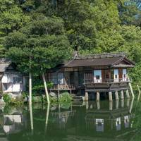Kanazawa City: the architecture of tea