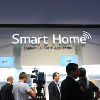 High-tech giants bet on 'smart home' revolution