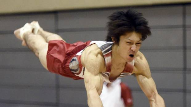 Uchimura primed to thrill fans once more
