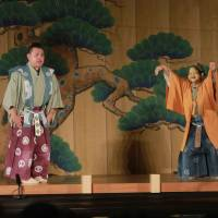 Spreading Japanese culture, tradition through noh