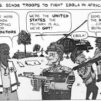 Ebola breaking away from efforts to contain it