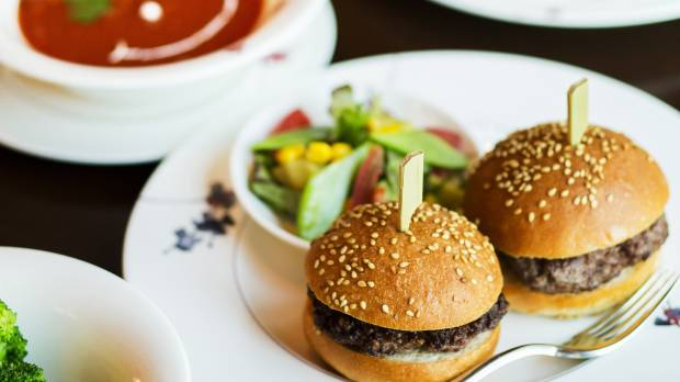 Hotel restaurant chain offers a fun and nutritious menu for kids