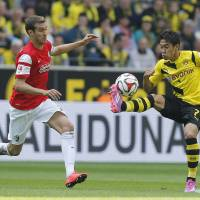 Kagawa capable of making most of fresh start at Dortmund