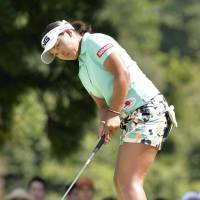 Suzuki becomes youngest Japan LPGA Championship winner