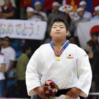 Japan claims two golds in judo