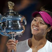 Fans praise Li for impact as tennis pioneer