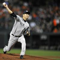 Yankees fall to Orioles despite solid start by Kuroda