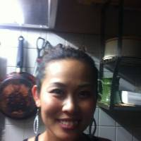 Chiemi Gumus, Bar owner, 31 (Japanese): I liked Hearty-kun, the mascot for the big Year of Volunteers about 10 years ago (in 2010): a happy world with a big heart and a smile!