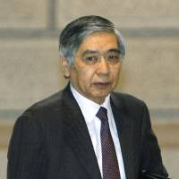 BOJ keeps policy steady but warns of weak production