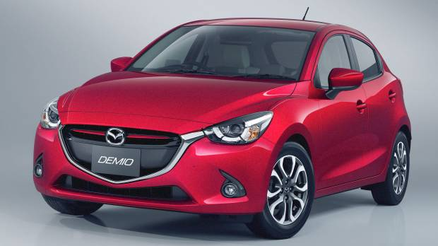 Mazda Demio wins Japan car of the year award