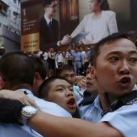 Hong Kong's luxury retailers lose sales as protests mar 'Golden Week' holiday
