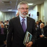 Sinn Fein chief Adams accused  of covering up IRA child rape