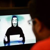 Anonymous threatens China, Hong Kong authorities with website blackouts