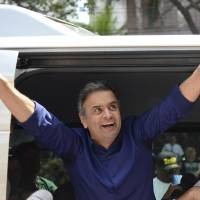 Brazil's Rousseff to face Neves in runoff election after unpredictable first round