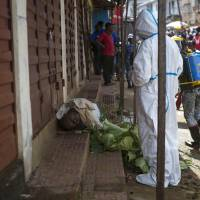 Chinese company says its Ebola drug could get early approval
