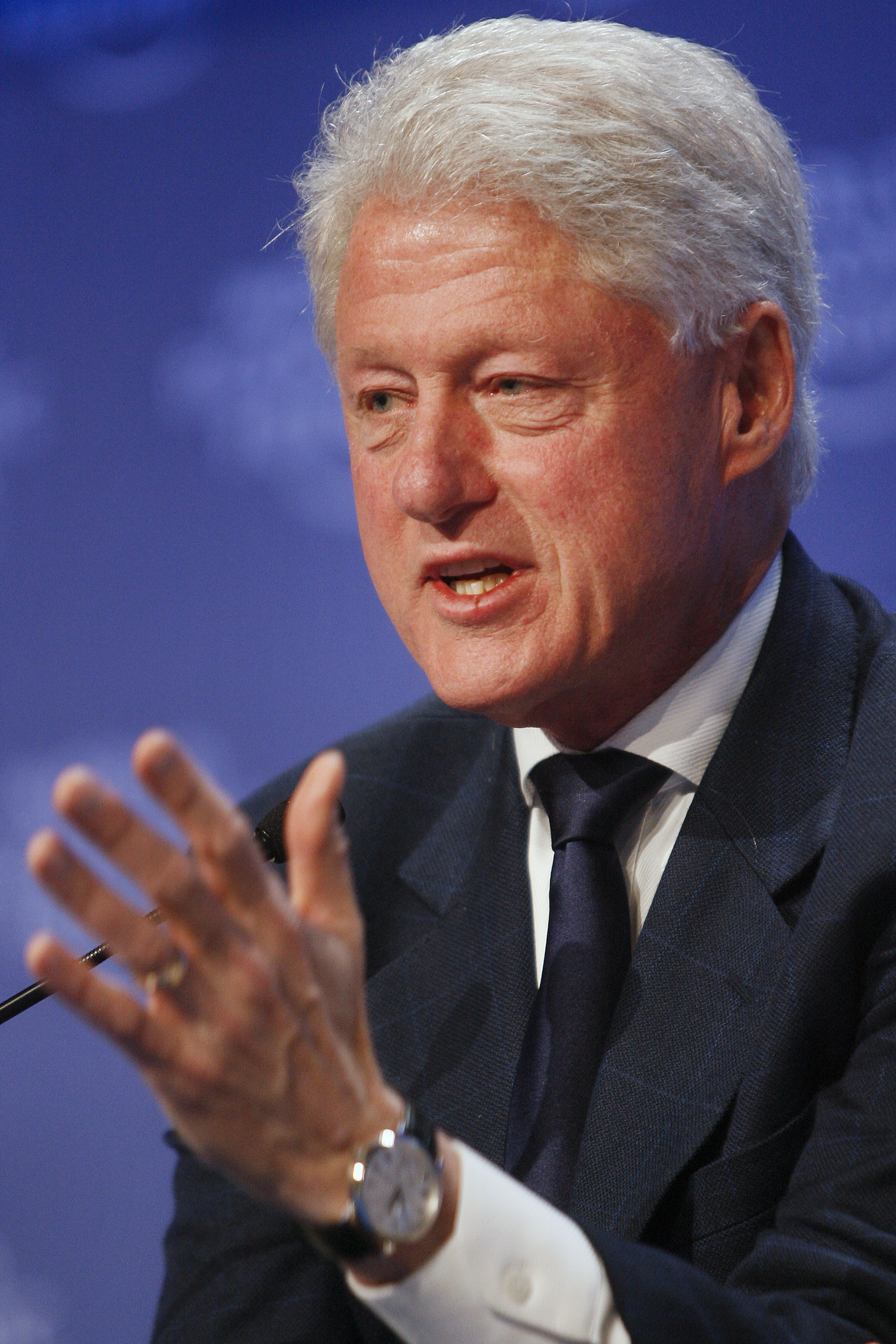 Photo Essay: Bill Clinton Visits India - India Real Time - WSJ