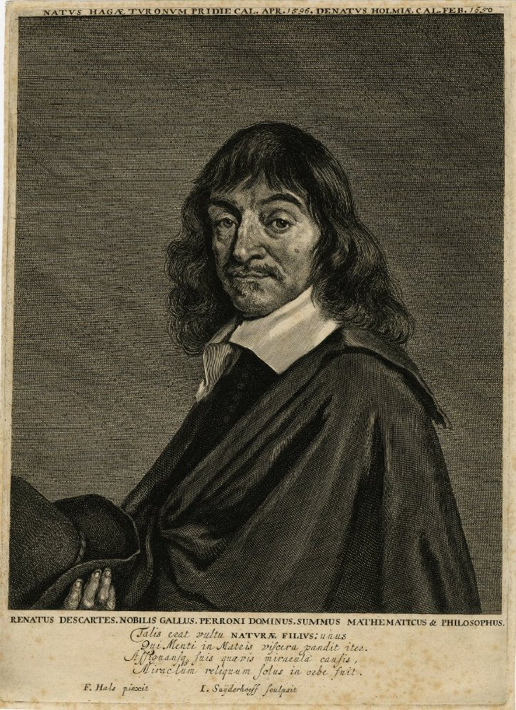 descartes essay philosophy rene science Includes discourse on method ['discourse on the method of rightly conducting  the reason & seeking truth in the field of science'], meditations ['the.