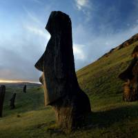 Easter Island's ancient inhabitants weren't so lonely after all