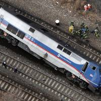 Fatal '13 train crash in New York caused by engineer with sleep disorder: NTSB