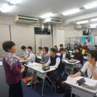 Hosei students prepare to publish their own English-language newspaper