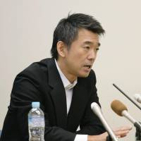 Osaka mayor gets into shouting match with head of anti-Korean group
