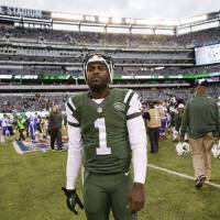 Jets name Vick starter for game against Chiefs
