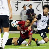 Urawa, Gamba break clear of pack