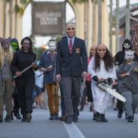 U.S. Halloween attractions up the scare factor
