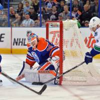 Oilers can't find a way to defeat Miller