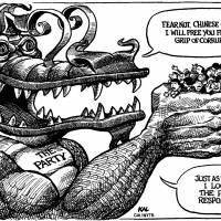 China's rule by law, not of it