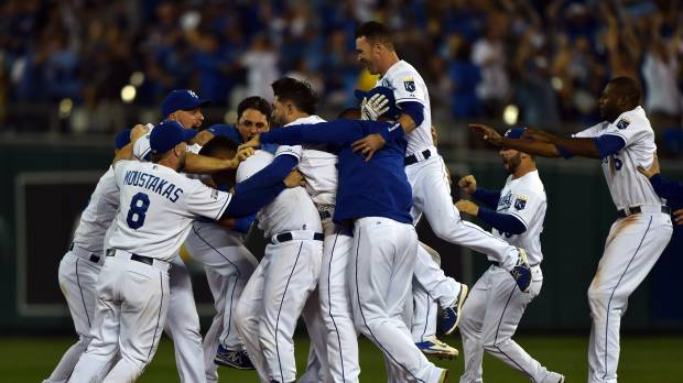 Royals beat A's in 12-innings in wild-card game thriller