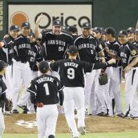 Tigers advance to Japan Series for first time since 2005