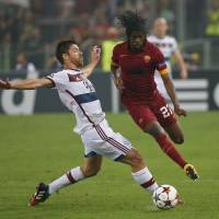 Bayern scores seven goals to rout Roma in Champions League
