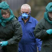 Bird flu discovered in U.K., Netherlands, but authorities play down risk to humans