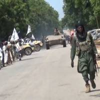 New video purports to show scenes inside Boko Haram-controlled town