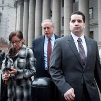 NYC 'cannibal cop' is sentenced to time served