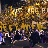 Against Madrid's wishes, Catalonia to hold symbolic independence vote