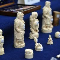 Tanzania probes alleged ivory smuggling during Chinese state visit