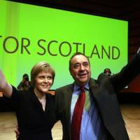Scottish independence party names new leader
